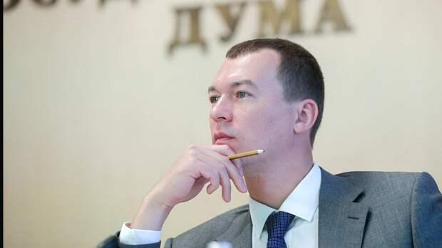 На должность главы Хабаровского края Путин решил назначить депутата Госдумы Дегтярева