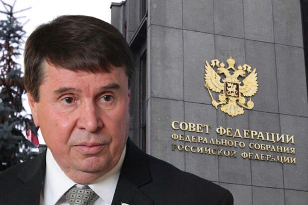 В Совфеде назвали высылку российских дипломатов странами Европы «уделом слабых»