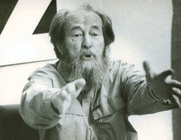Солженицын: трагедия триумфа
