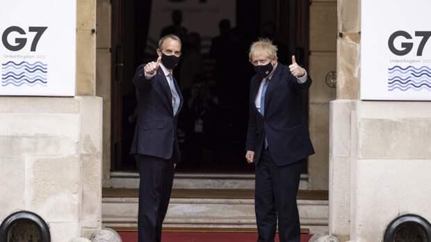 Делегаты G7 в панике из-за возможного заражения COVID-19