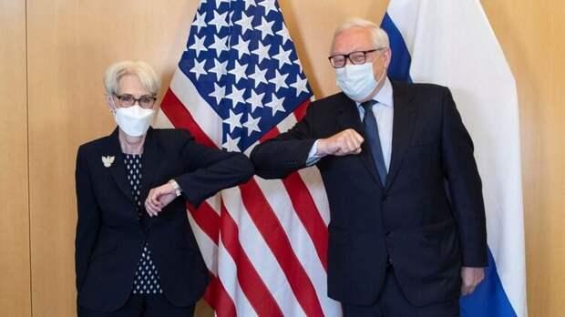 В Женеве стартовали переговоры России и США по стратегической стабильности, которые продолжатся осенью. Фото: пресс-служба Белого дома