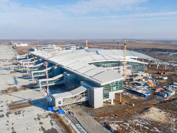 Россия приступает к реконструкции и модернизации региональных аэропортов