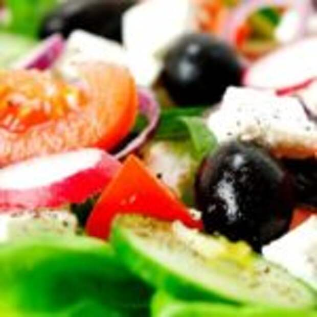Как приготовить идеальный Греческий салат. Классический рецепт «Хориатики»