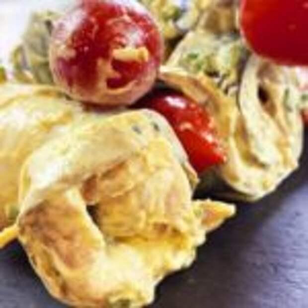 Шашлык из скумбрии – очень вкусный рецепт!