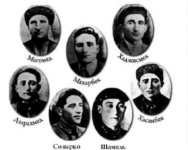 Братья Газдановы: что стало с героями войны, которым посвятили песню «Журавли»
