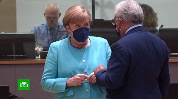 Лидеры Евросоюза отклонили идею Меркель провести саммит Россия — ЕС