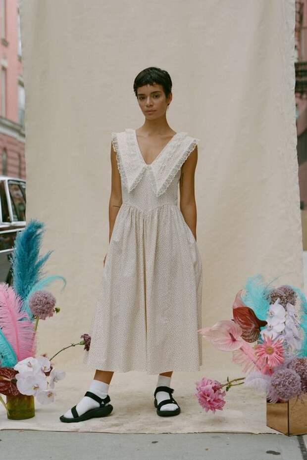 Микротенденция 2020, которая собирается покорить всех: акцентные воротники в одежде