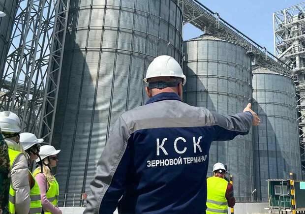 Шишкарёв клюёт по зёрнышку. Терминал ГК «Дело» в Новороссийске собирается стать лидером рынка глубоководной перевалки зерна