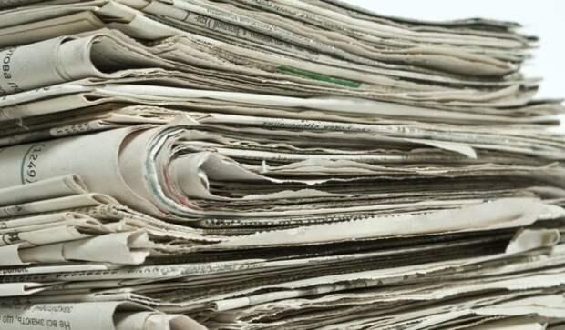 В квартире накопились старые газеты? Не спешите их выбрасывать! газеты, идеи, макулатура, на все руки мастер, поделки, своими руками
