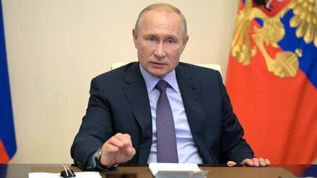 """Путин напугал Климкина словами об """"анти-России"""""""