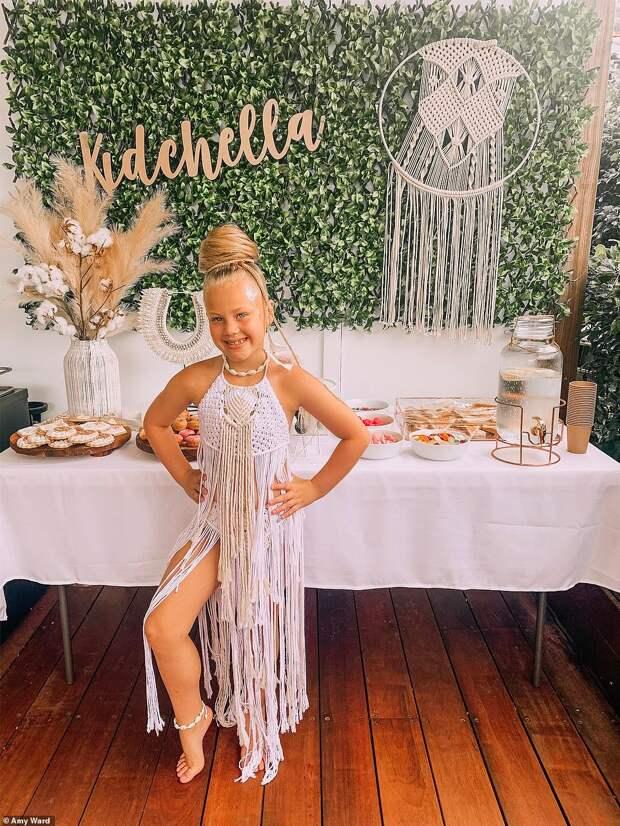 Мать из Австралии делится секретами организации идеального детского праздника