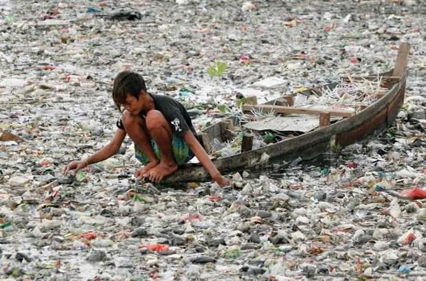 10 рек мира, которые настолько грязные, что в них даже опускать ногу опасно