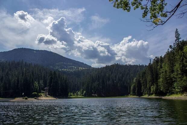 Путешествие к озеру Синевир