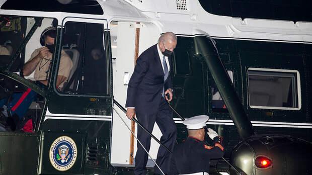 Переговорочная капитуляция. Байден прилетит в Женеву сдаваться Путину