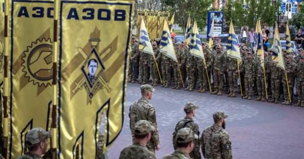 «Политическое украинство» и неоязычество: значительная часть нацистских боевиков ‒ поклонники Перуна