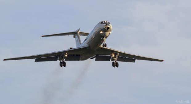 Элитные самолёты ВКС России отправились в Минск