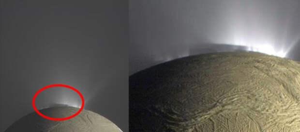 У Сатурна появился еще один аномальный спутник.
