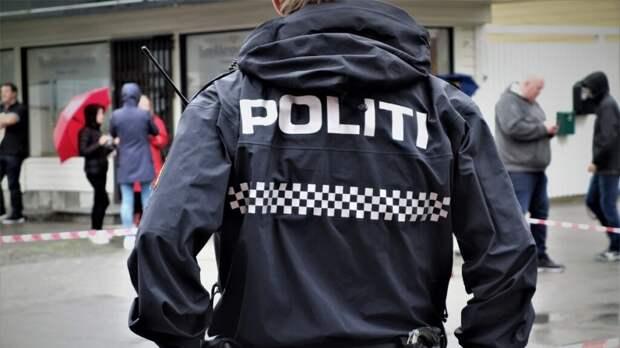 Мужчина с луком и стрелами убил несколько человек в Норвегии