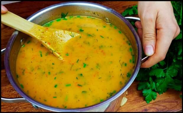 Надоела ОКРОШКА? Тогда приготовьте вместо нее этот ФИРМЕННЫЙ «ШЁЛКОВЫЙ» суп!
