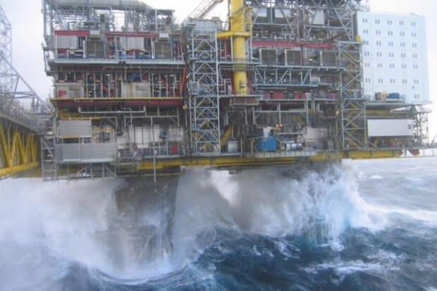 "Ураган ""Ида"" оказался на руку российским экспортерам нефти"