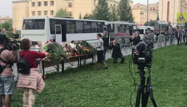 Звезды российского шоу-бизнеса отреагировали на трагедию в Казани