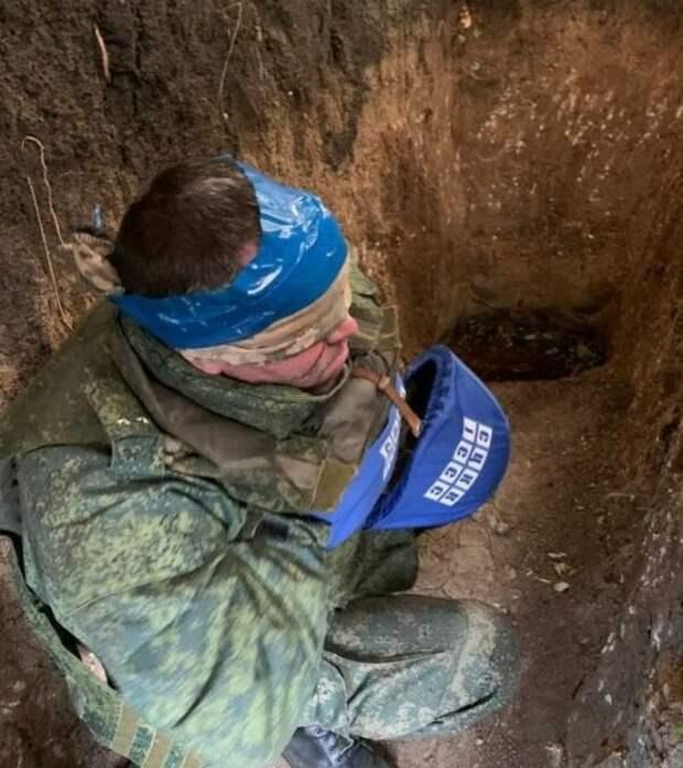 Украина может готовиться к полномасштабной войне после похищения миротворца