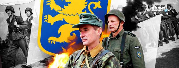 Украинский суд запретил символику дивизии СС «Галичина»