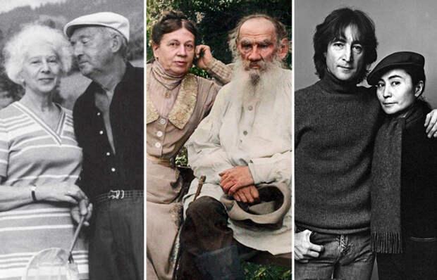 Известные женщины, которые посвятили себя карьере мужей и «вырастили» гениев