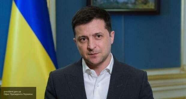 Французы назвали безумием слова Зеленского о «войне за Донбасс» и членстве в НАТО