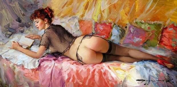 художник Константин Разумов картины – 35