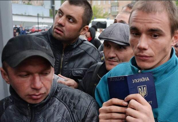 От страха украинцы в Польше пытаются выдавать себя за русских