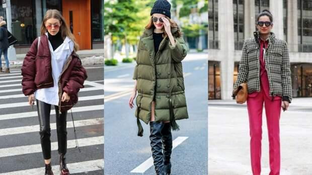 Снежная королева: как носить зимний пуховик и выглядеть стильно
