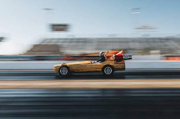 рекорды о скоростном вождении