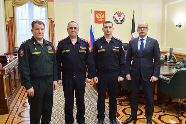 Алексей Ежеев возглавил Росгвардию в Удмуртии