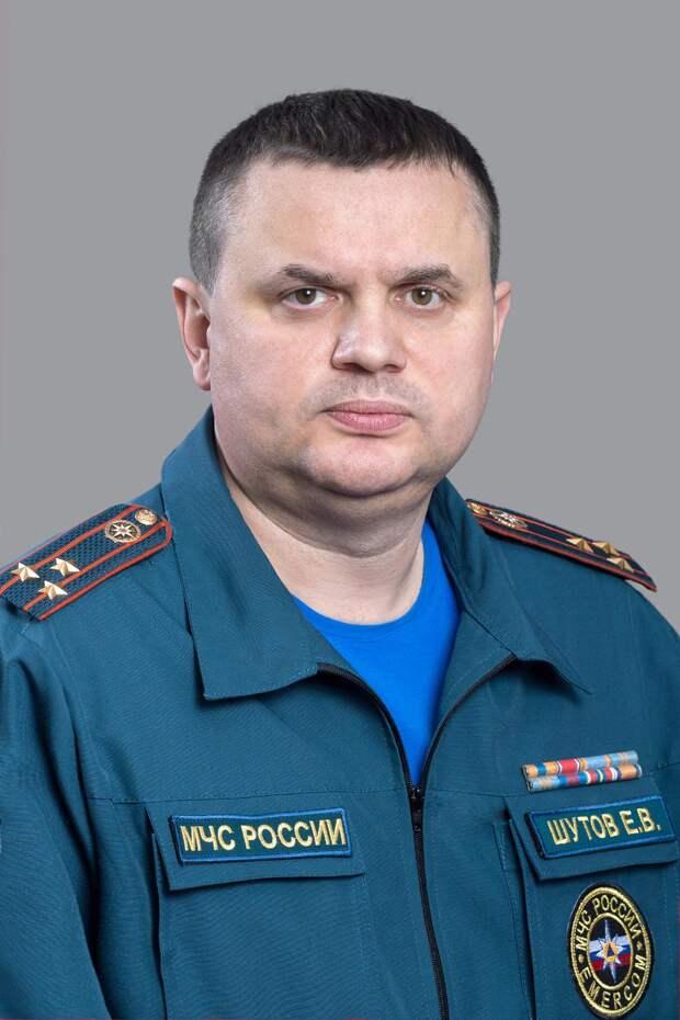 Госкомитет по делам ГО и ЧС Удмуртии возглавил Евгений Шутов