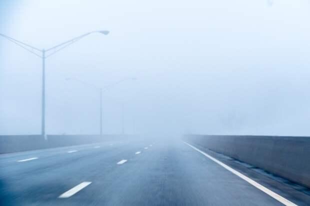 Ближайшая ночь в Удмуртии будет туманной