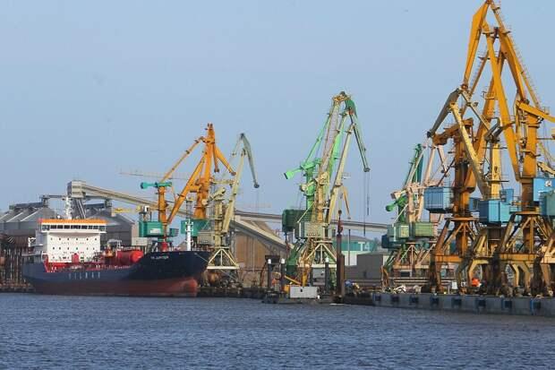 Санкции против Белоруссии лишат порт Клайпеды (Литва) работы
