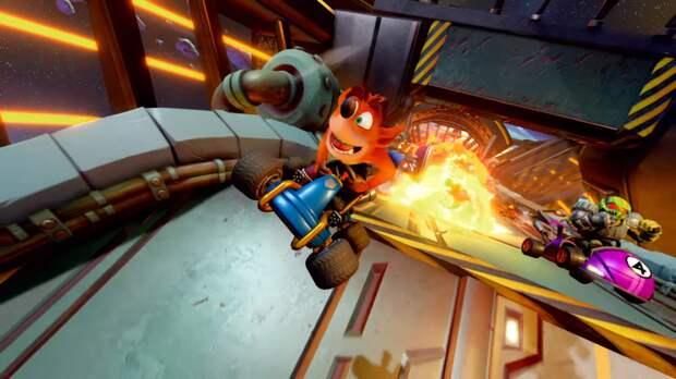 Первые оценки Crash Team Racing: Nitro-Fueled: геймеры и журналисты в восторге