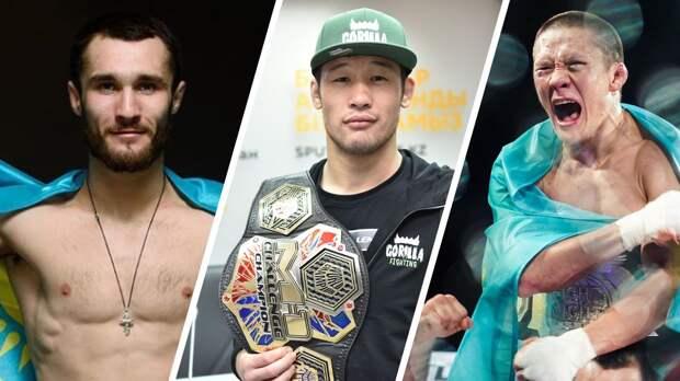 UFC приедет стурниром вКазахстан. Рассказываем, кто там будет драться