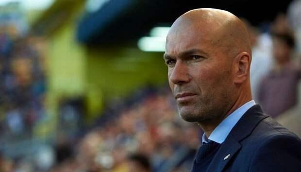 Зидан не захотел озвучить свое мнение о Европейской Суперлиге