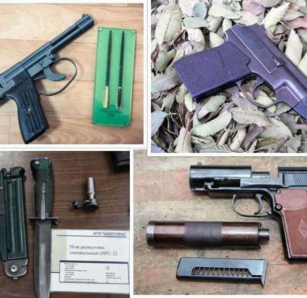 Необычное оружие ЦНИИточмаша: от стреляющего ножа до космического пистолета