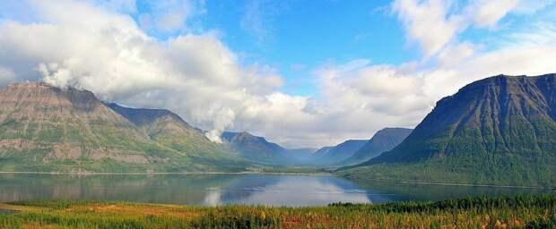 Интересные факты об озере Таймыр