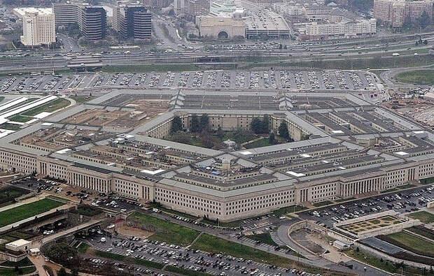Пентагон AP Photo/Charles Dharapak