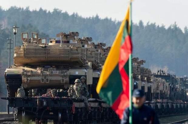 С Литвы начался развал СССР. Теперь та очереди Евросоюз
