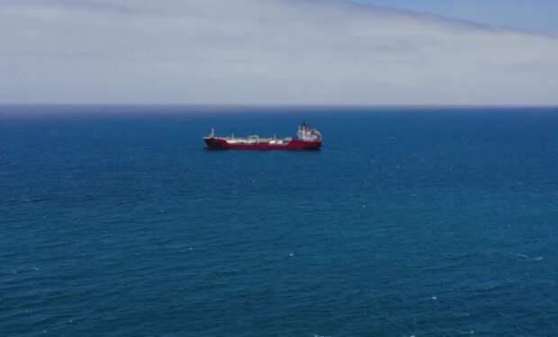Исчезнувший в Бермудском треугольнике корабль появился у берега спустя два года