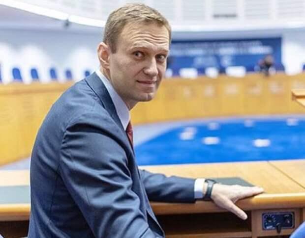 Глава ФСИН назвал вес Навального после голодовки