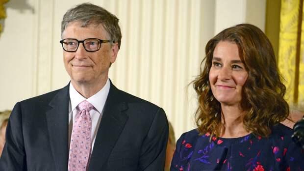 Экс-супруга Билла Гейтса после развода получила акции на 3 млрд долларов