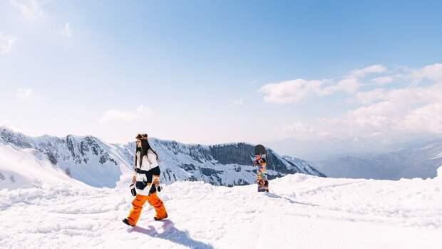 Два курорта Краснодарского края закрывают зимний туристический сезон
