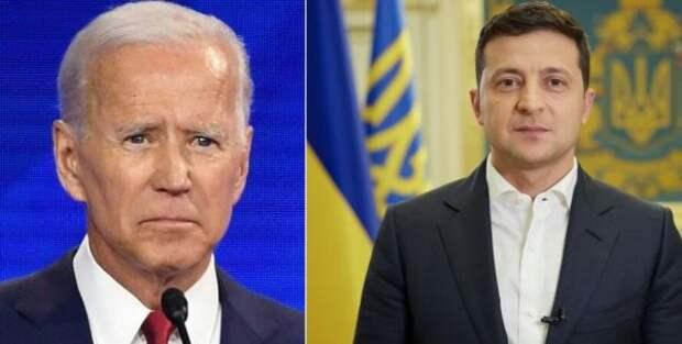 Вофисе Зеленского заявили овозможном визите Байдена наУкраину