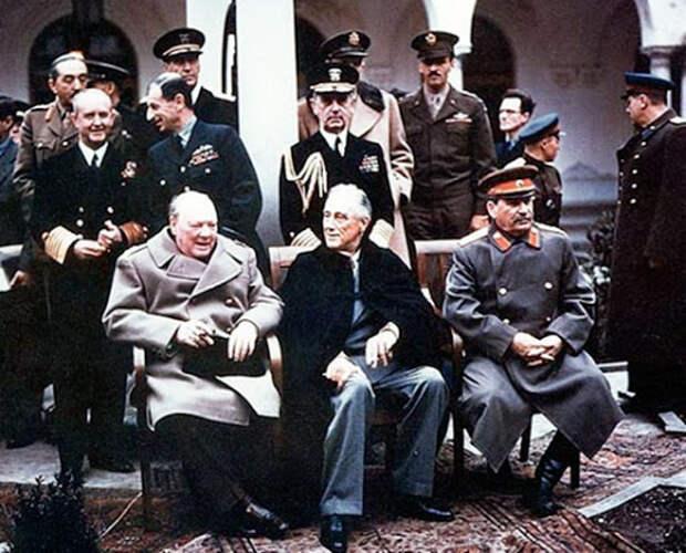 Вторая мировая война: истоки и итоги (к 75-летию начала Второй ...